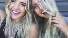 Summertime blonde