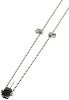 SLV Lighting Rope L& MR16 for Wire Systems  sc 1 st  Pinterest & SLV Lighting FORCHINI M for 3 Circuit Track Systems   SLV TRACK ... azcodes.com