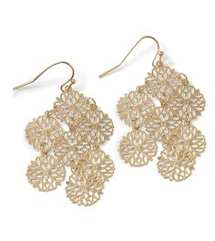 Lacey Earrings, $42 at regular price but why pay full price get it for half! Even better host a party and get it for 15 or even free!