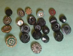 Mixed lot of 23 small antique Victorian metal by VintagePointUK, £8.50