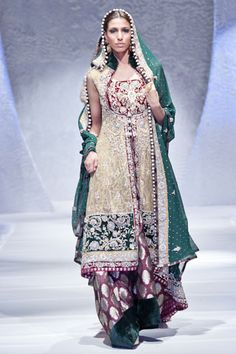 Zainab Sajid at Pakistan Fashion Week London 2012 Day 1
