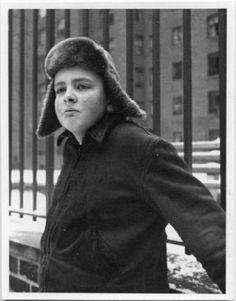 VIVIAN MAIER -  New York (boy in fur hat), ca. 1951-55
