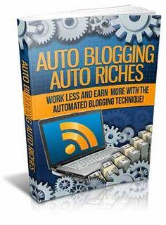 Auto Blogging Auto Riches MRR – Videos Course