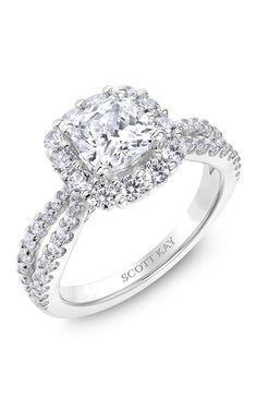 Shop Scott Kay M2576R515 Engagement rings | Bailey Banks & Biddle