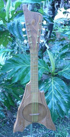 Ukulele Tahitien