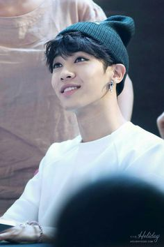 Kikwang, his smile & lips are just purrfect