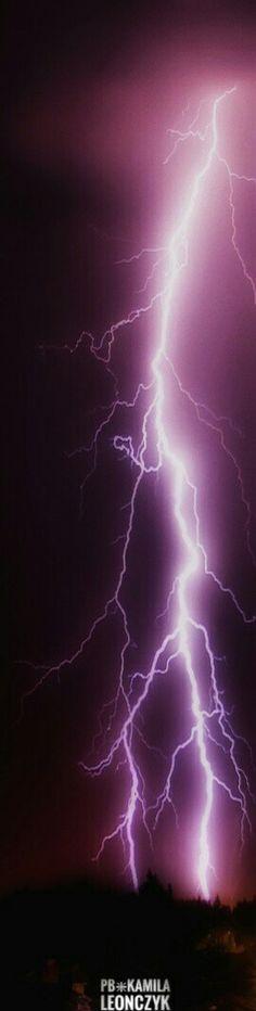 Lightning strike - Poland