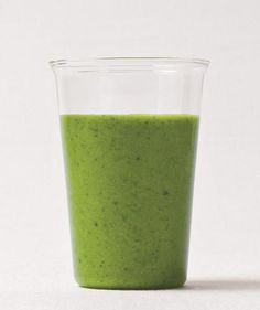 Spinach, Grape, and Coconut Smoothie | The freshest, fastest way to get your veggies is in a smoothie. Try these easy tips and healthy recipes before mixing up a green drink.