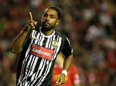 Mary Ann Bernal  The Wizard of Notts Recommends  Notts County supporters   Match shirts from the memorable Capital One Cup encounter with Liverpool  available ... de183ef7e