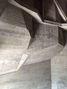 Dornach Goetheanum, Rudolf Steiner, crédits photographiques : matali crasset