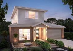 GJ Gardner Home Designs: The Columba - Facade Option 1. Visit www.localbuilders.com.au/home_builders_western_australia.htm to find your ideal home design in Western Australia