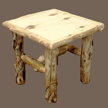 We offer this Grizzly Aspen Log End Table / Nighstand and other fine rustic aspen furniture. Browse our rustic furniture catalogs now. Italian Bedroom Furniture, Rustic Log Furniture, Adirondack Furniture, Reclaimed Wood Furniture, Country Furniture, Metal Furniture, Furniture Sale, White Furniture, Western Furniture