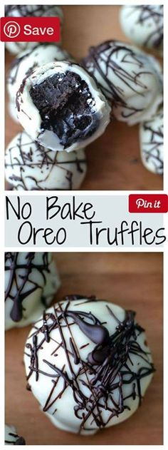 No Bake Oreo Truffles & Cookbook Giveaway Makes 25 Truffles - These savory no-bake chocolate Oreo truffles are easy to make in a snap! The decadent chocolate cheesecake filling will leave everyone #delicious #diy #Easy #food #love #recipe #tutorial #yummy Make sure to follow cause we post alot of food recipes and DIY  we post Food and drinks  gifts animals and pets and sometimes art and of course Diy and crafts films  music  garden  hair and beauty and make up  health and fitness and yes we…