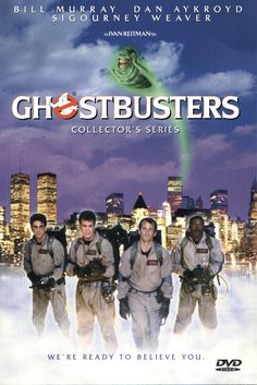 ClearPlay has filtered Ghostbusters like an Edited Movie. ClearPlay can remove offensive content from Ghostbusters based on your settings. 80s Movies, Great Movies, Movies To Watch, Comedy Movies, Awesome Movies, Cult Movies, Bon Film, Film D'animation, Love Movie