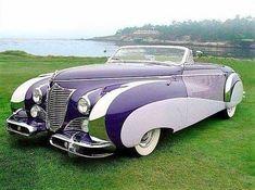 1948 Cadillac Series 62 Cabriolet by Saoutchik. Cadillac Ats, Cadillac Series 62, Classy Cars, Sexy Cars, Hot Cars, Vintage Cars, Antique Cars, Auto Retro, Ride 2