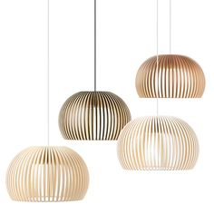 Candeeiro Atto por Seppo Koho para a Secto Design. Atto 5000 lamp, by… Suspended Ceiling Lights, Ceiling Light Fixtures, Ceiling Pendant, Ceiling Lamp, Pendant Lighting, Pendant Lamps, Lighting Cable, Ceiling Lighting, Lantern Lighting