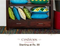 Cushions Offer
