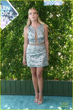 Ashley Benson at the Teen Choice Awards 2016