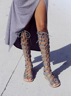 FP Collection Cypress Gladiator Sandals at Free People Clothing Boutique