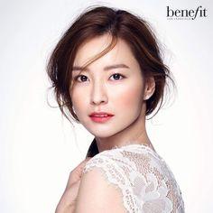 정유미 베네피트 차차틴트 화보 / Jung Yumi benefit