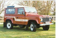 Land Rover 1987 original factory 3.5 V8 county station wagon. #landrover #offroad #Defender #keithgott