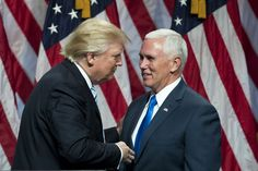 Donald Trump's speech introducing Mike Pence showed why he shouldn't be president 07.16.16