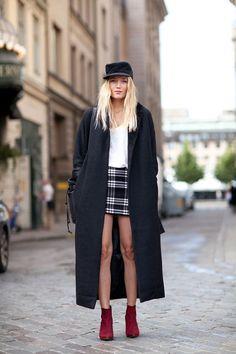 Stockholm Fashion Week at KG Street Style
