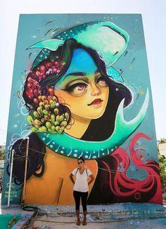 Murals for Oceans – Le Street Art se mobilise pour la préservation des espèces menacées