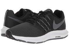 803d11421552d Nike Run Swift Women s Running Shoes Black Metallic Hematite Dark  Grey Anthracite