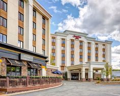 Hampton Inn Boston-Norwood Hotel, MA - View of Hotel Exterior