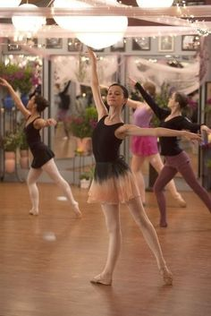 2c20ad16bd Julia Goldani Telles in Bunheads Abc Family