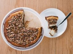 Make and share this Pecan Pie Cheesecake recipe from Genius Kitchen.