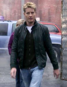 Justin Hartley Smallville Season 9 Oliver Queen Jacket