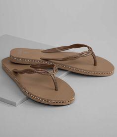 Kustom Kali Flip - Women's Shoes & Sandals   Buckle