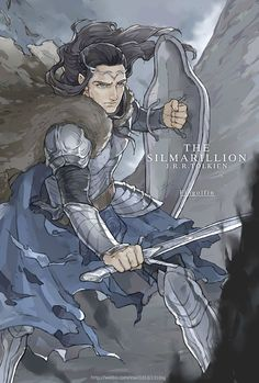 Fingolfin. One of my favorite characters of all time