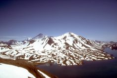 Emmons Lake Volcanic Center - Introduction