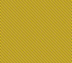 Hufflepuff fabric by dexlarprice on Spoonflower - custom fabric