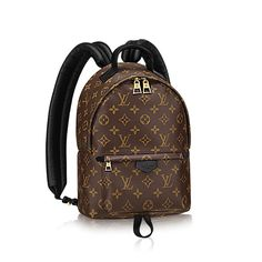 b65994be58 Mochila Palm Springs PM - Canvas Monogram - Bolsas