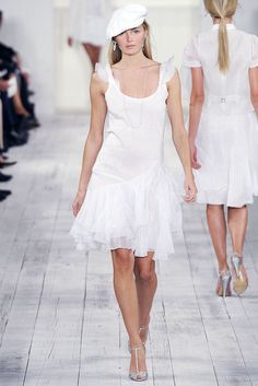 Ralph Lauren   Spring 2010 Ready-to-Wear Collection   Style.com