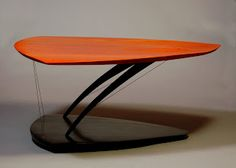 Cabled Coffee Table, Brian Ferrell