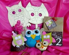 owl party party-ideas