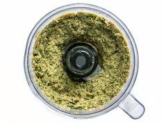 Falafel Ingredients After