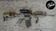 M4A1 SOPMOD King arms