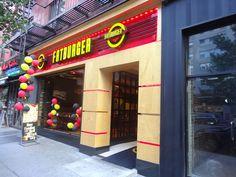 Miquelli's Amerikablog: Restaurant: Fatburger - New York City, New York