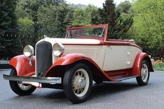 1932 Plymouth PB Cabriolet Convertible Plymouth - (Chrysler Corporation, Detroit, Michigan, 1928-present)