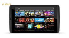 NVIDIA SHIELD K1 Tablet Black