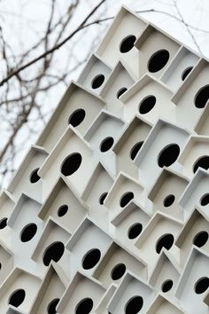 Bird Apartment by Nendo
