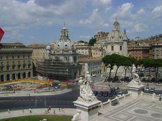 From Palazzo Venezzia - Roma