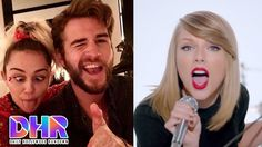 Miley Doesn't See Herself Marrying Liam Hemsworth? - Taylor Swift Sued AGAIN (DHR)