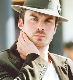 Ian Somerhalder  There he is again. Love him!!!